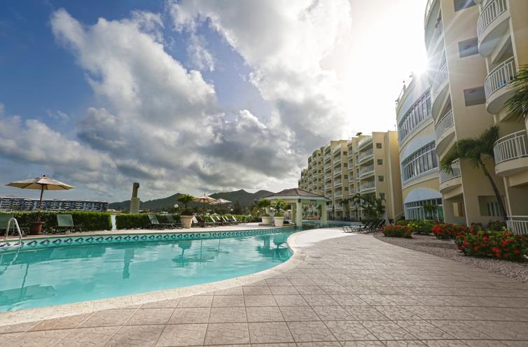 The Villas at Simpson Bay Resort
