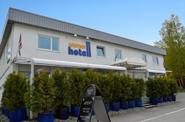 Sentrum Hotell Nordfjordeid
