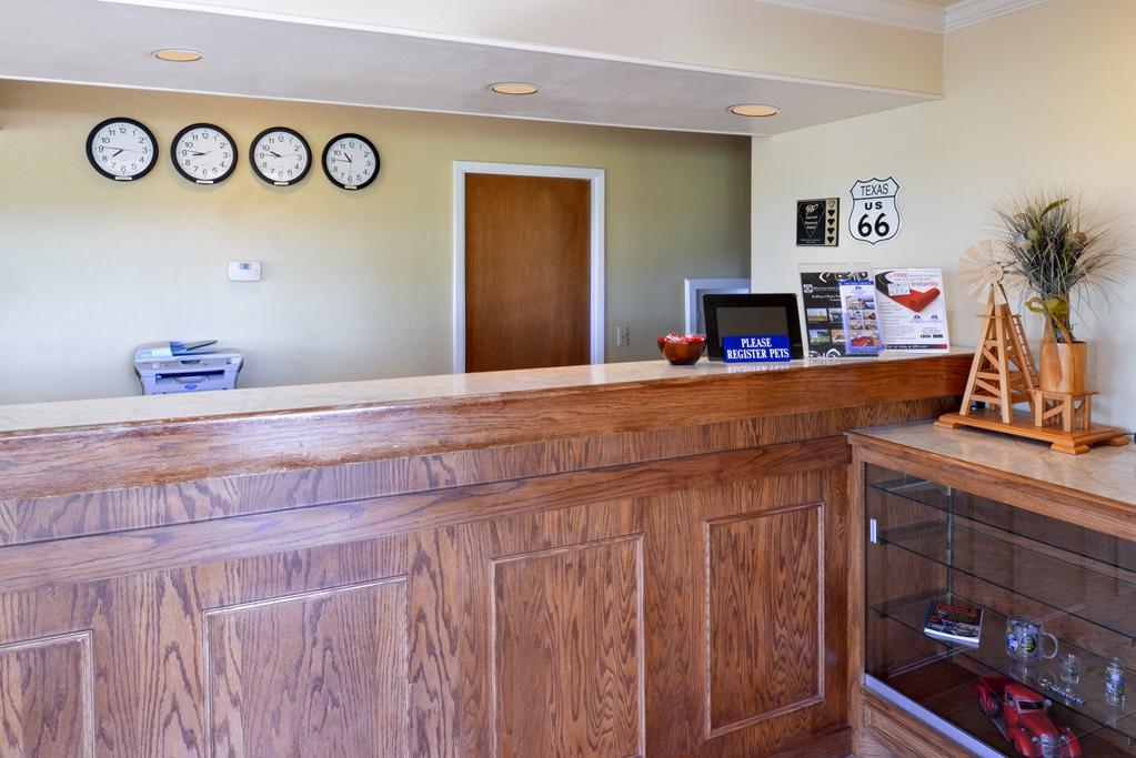 Americas Best Value Inn & Suites - Vega, TX 79092