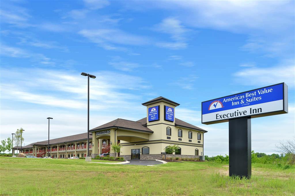 Americas Best Value Inn Tupelo