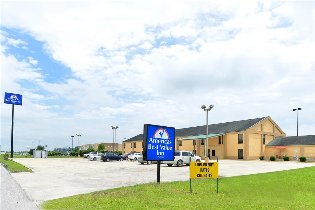 Americas Best Value Inn Breaux Bridge