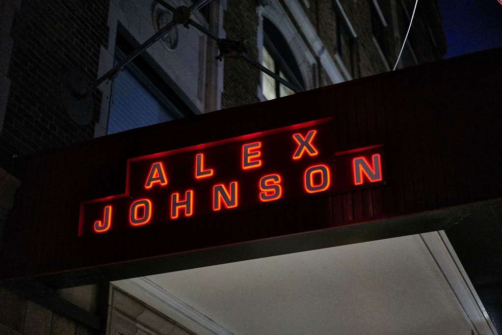 Hotel Alex Johnson, Curio Collection