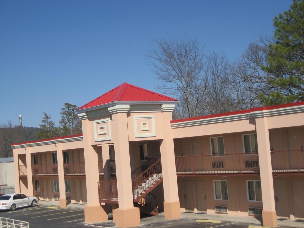 Sands Central Inn Hot Springs - Hot Springs, AR 71901