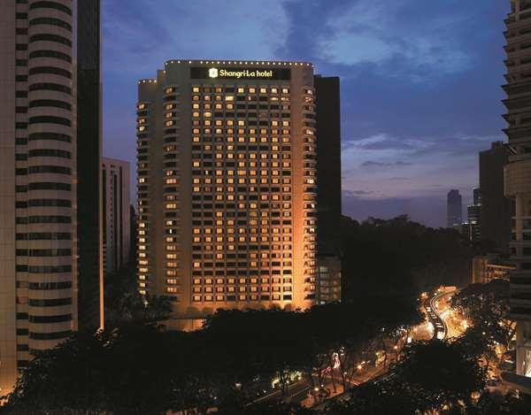 Shangri La Hotel Kuala Lumpur