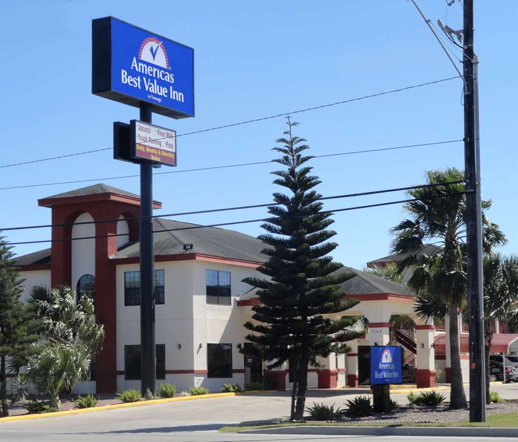 Americas Best Value Inn Brownsville Padre Island Hwy