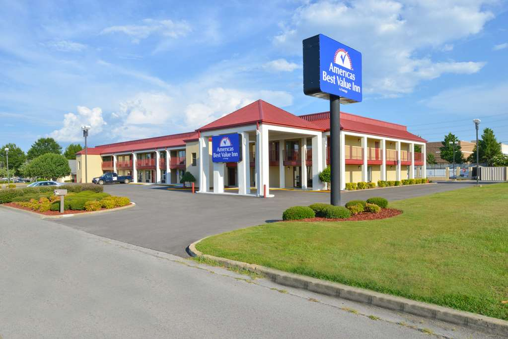 Americas Best Value Inn Tupelo Barnes Crossing