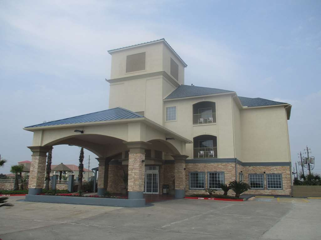 Best Western Galveston West Beach Hotel - Galveston, TX 77554
