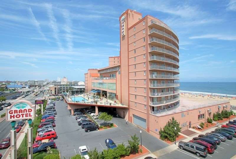 Grand Hotel Ocean City Ocean City Md Hotels Gds Reservation Codes Travel Weekly