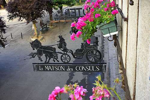 Hotel La Maison Des Consuls