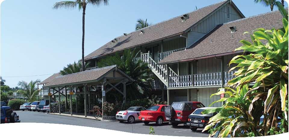 Kona Islander Inn