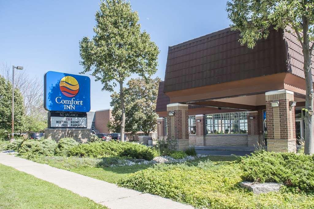Comfort Inn Lundy's Lane - Niagara Falls, ON L2H 1G8