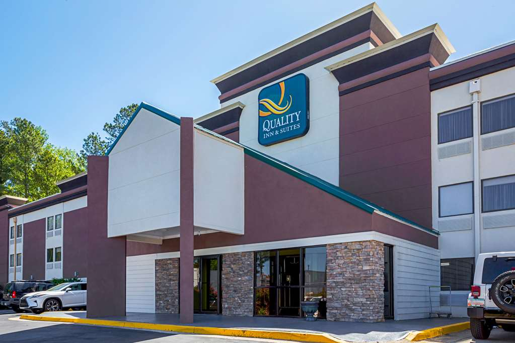 Quality Inn & Suites Atlanta Six Flags