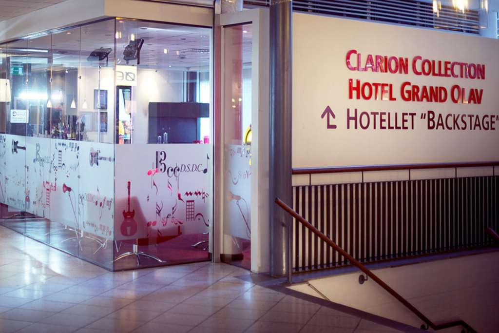 Clarion Collection Hotel Grand Olav