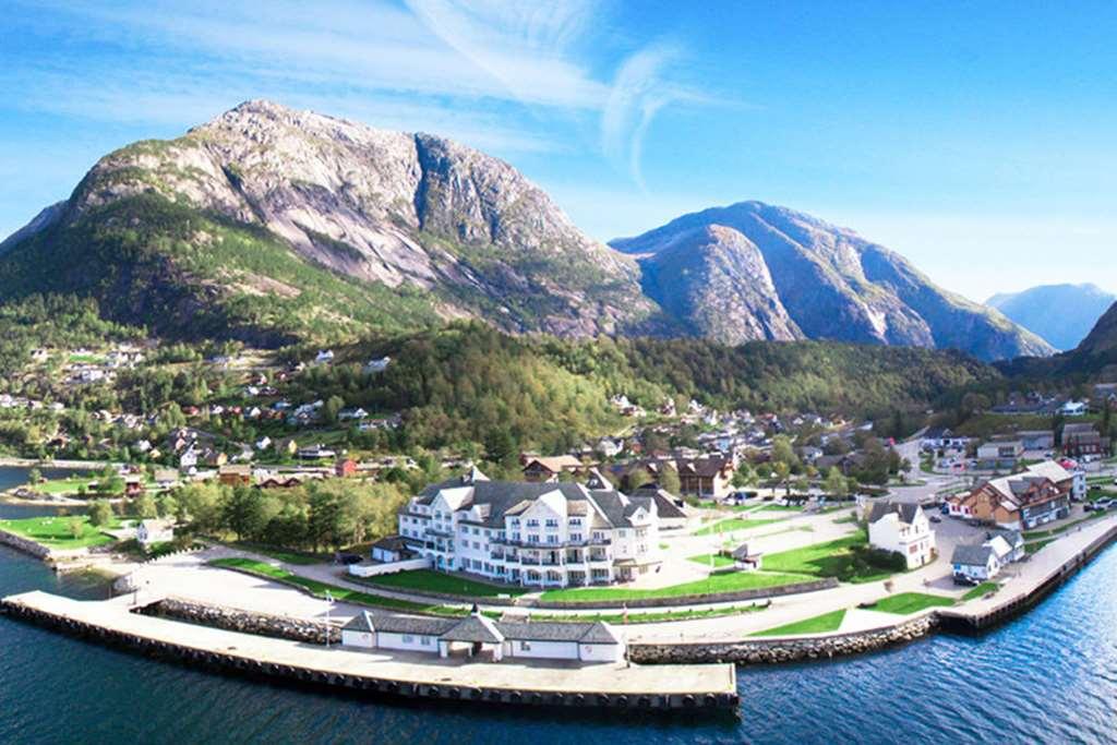 Quality Hotel Voringsfoss