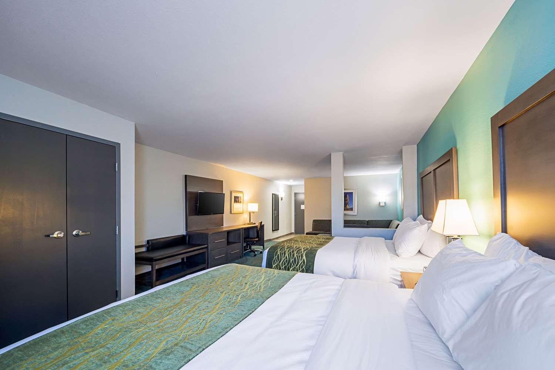 Suite - Comfort Inn & Suites Oklahoma City