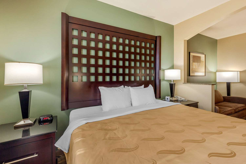 Room - Quality Inn & Suites Durant