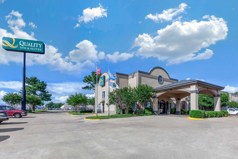 Exterior view - Quality Inn & Suites Durant