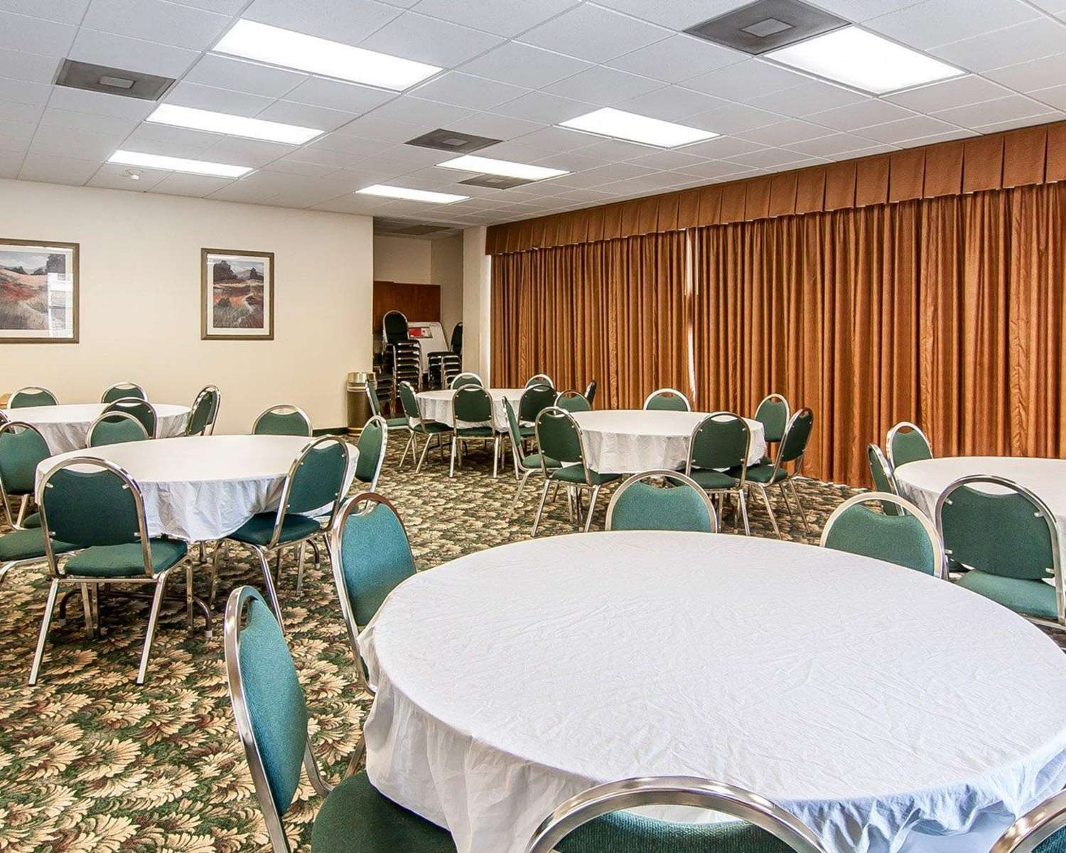 Meeting Facilities - Quality Inn Downtown Convention Center Portland