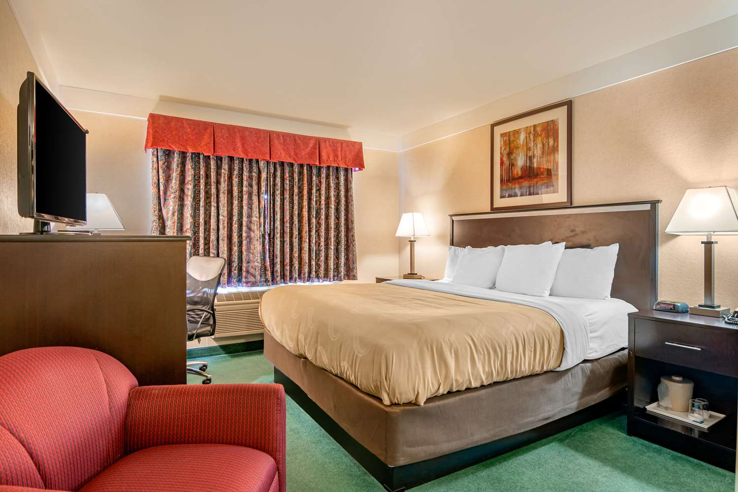 Room - Quality Inn Bend
