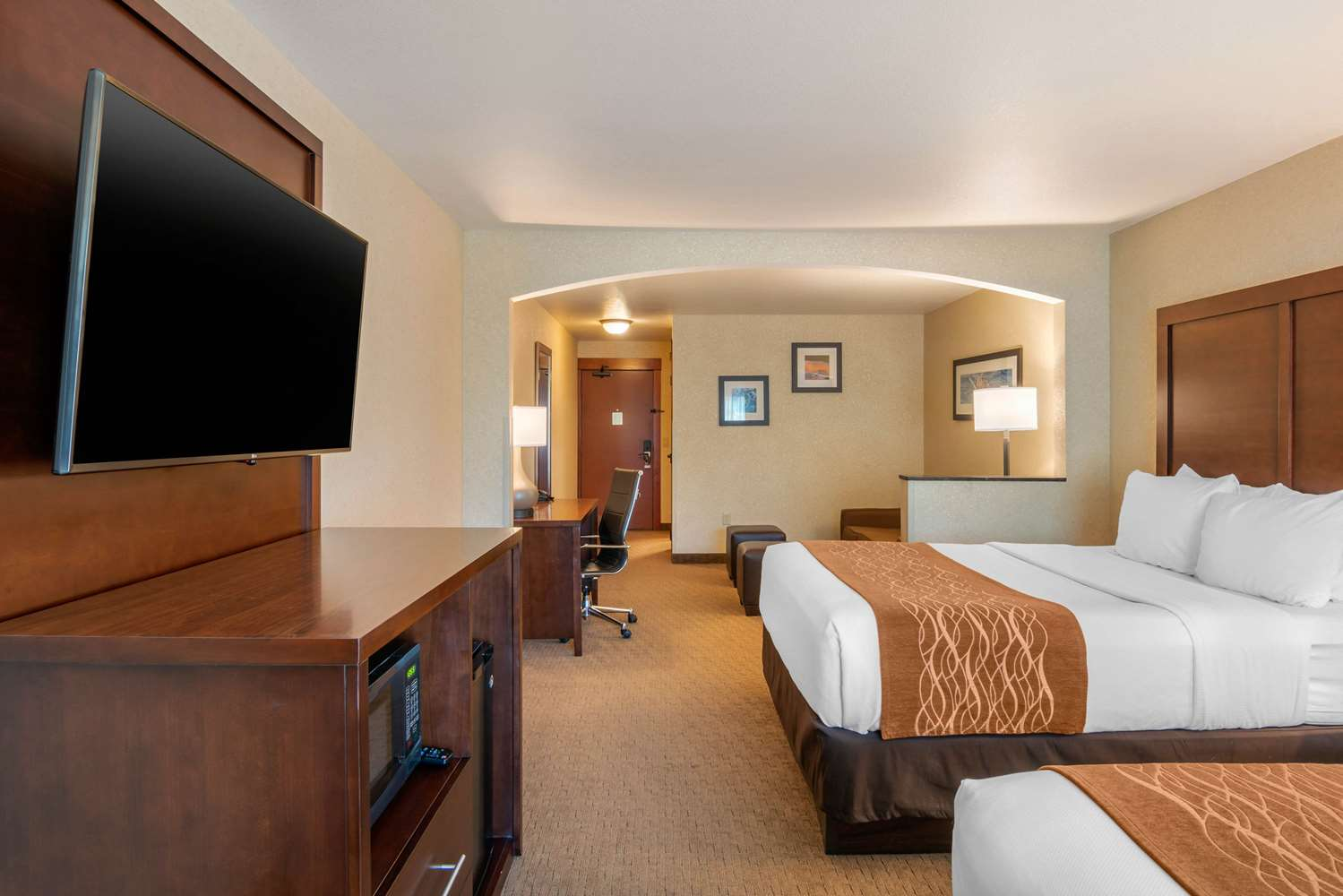 Suite - Comfort Inn & Suites Lincoln City