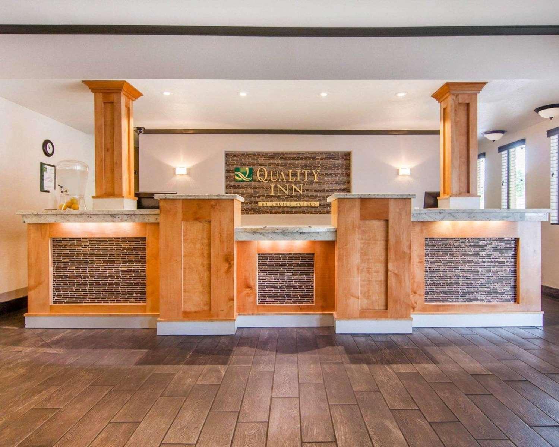 Lobby - Quality Inn Tigard