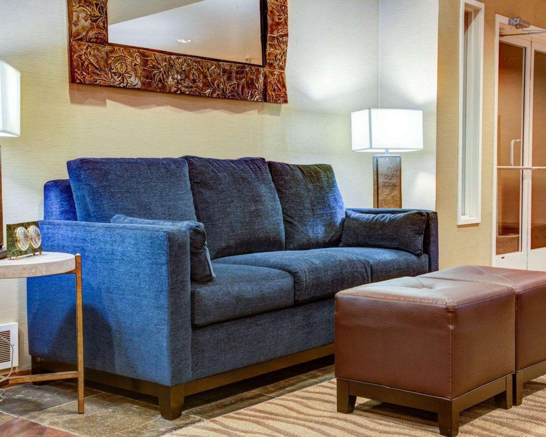 Lobby - Quality Inn Florence