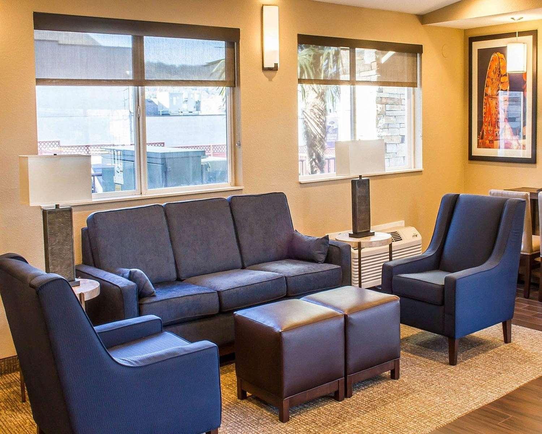 Lobby - Comfort Inn Roseburg