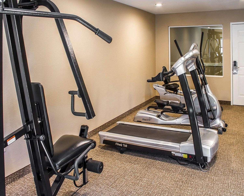 Fitness/ Exercise Room - Comfort Inn Roseburg
