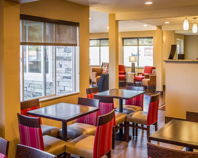 Restaurant - Comfort Inn Roseburg