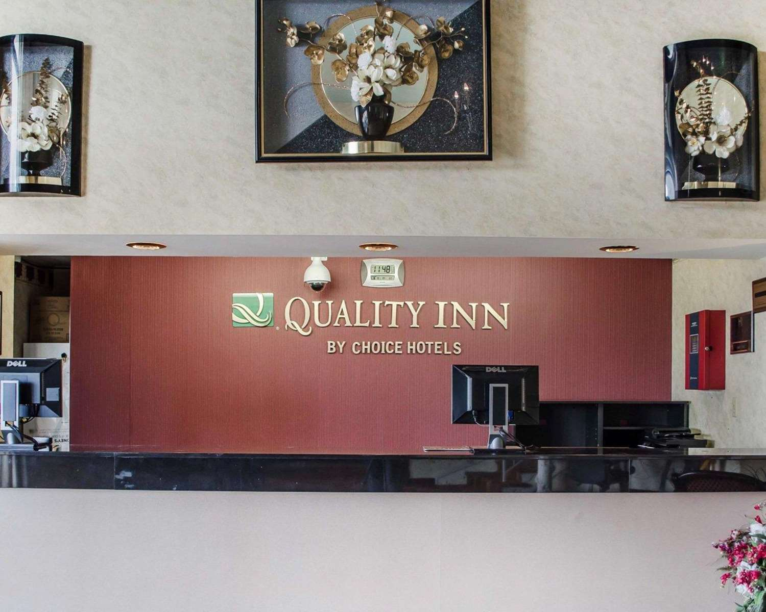 Lobby - Quality Inn Riverview Enola