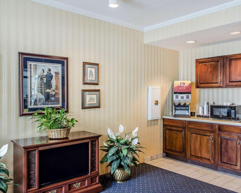 Lobby - Quality Inn Motor Lodge Gettysburg