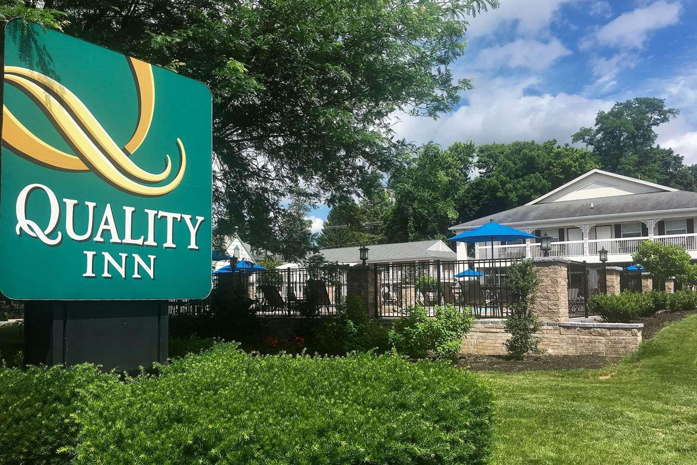 Exterior view - Quality Inn Motor Lodge Gettysburg