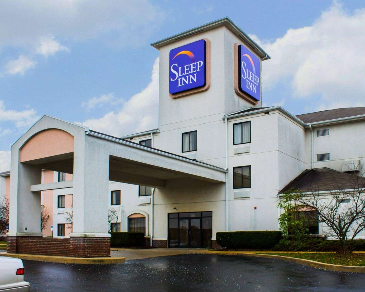 Exterior view - Sleep Inn Johnstown