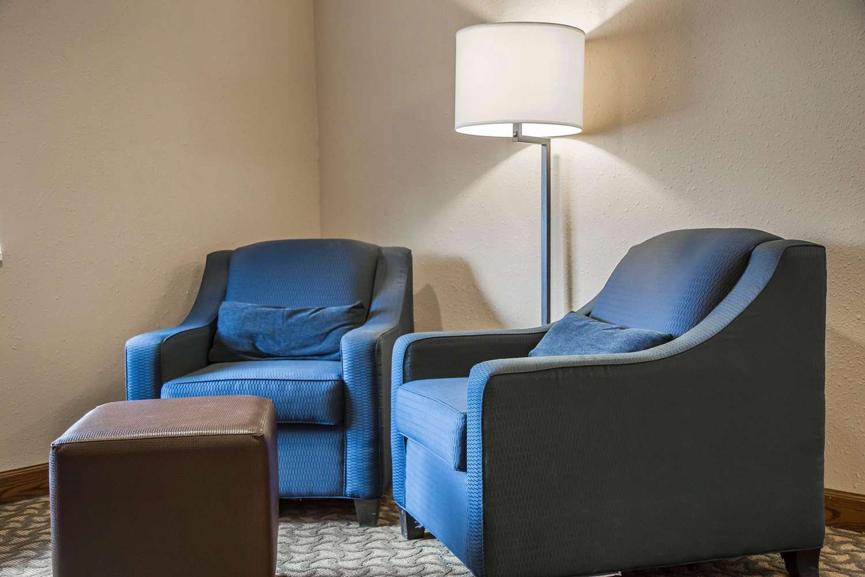Lobby - Comfort Inn Bradford