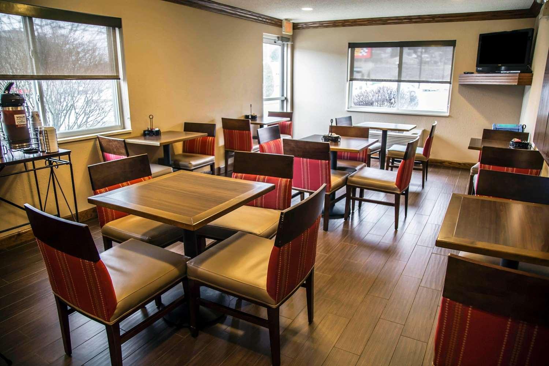 Restaurant - Comfort Inn Bradford