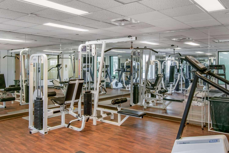 Fitness/ Exercise Room - Sleep Inn Carlisle