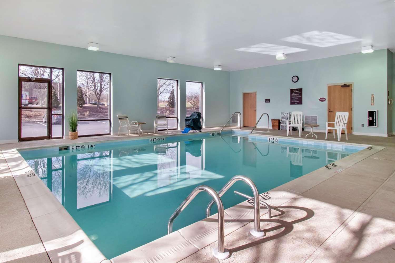 Pool - Sleep Inn Carlisle