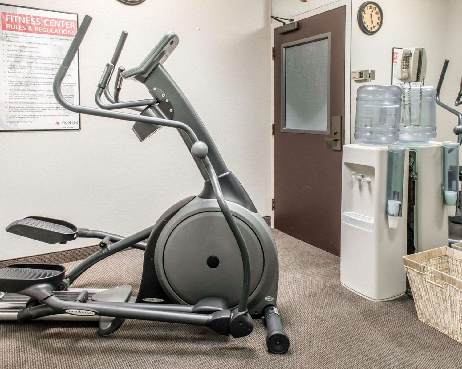 Fitness/ Exercise Room - MainStay Suites Pittsburgh