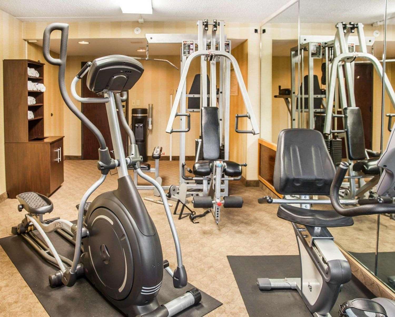 Fitness/ Exercise Room - Comfort Inn Pottstown