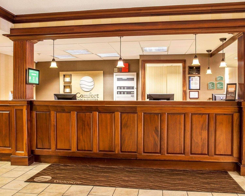 Lobby - Comfort Inn Pottstown