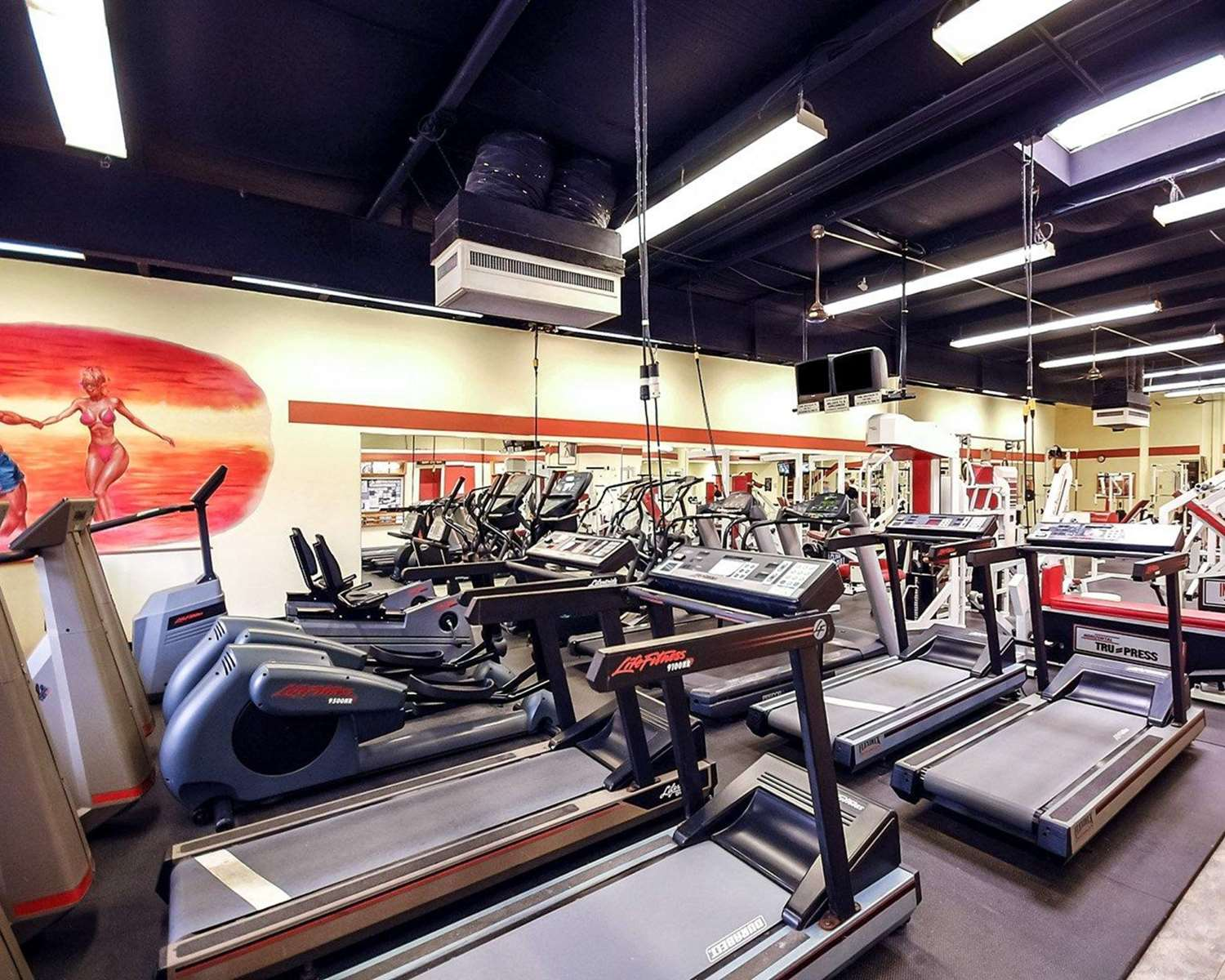 Fitness/ Exercise Room - Comfort Inn Greencastle