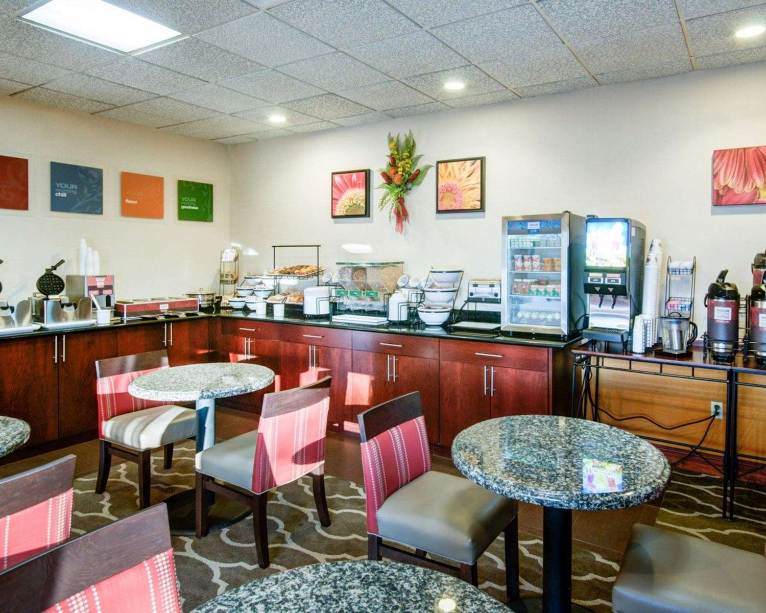 Restaurant - Comfort Inn Greencastle