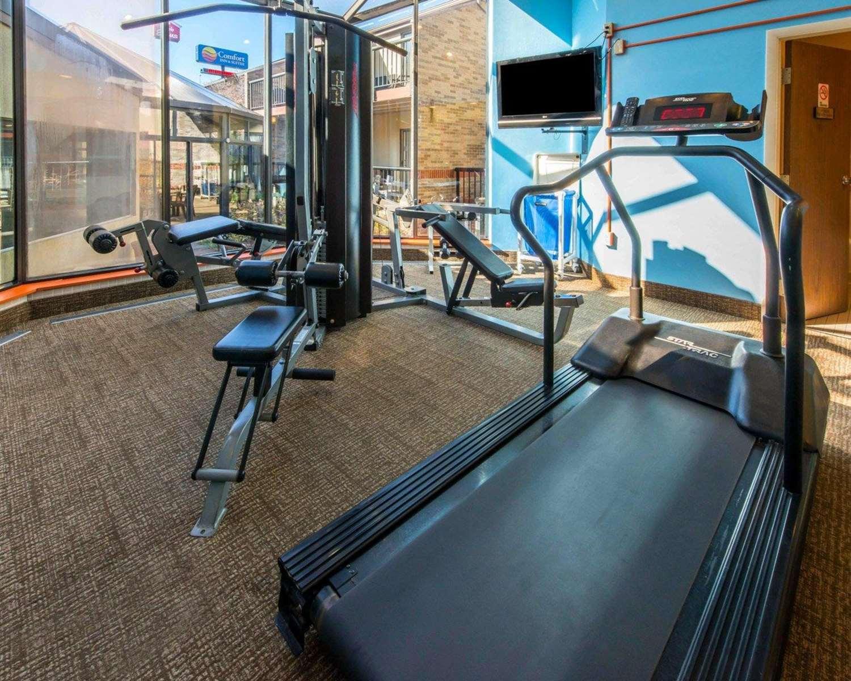 Fitness/ Exercise Room - Comfort Inn Erie