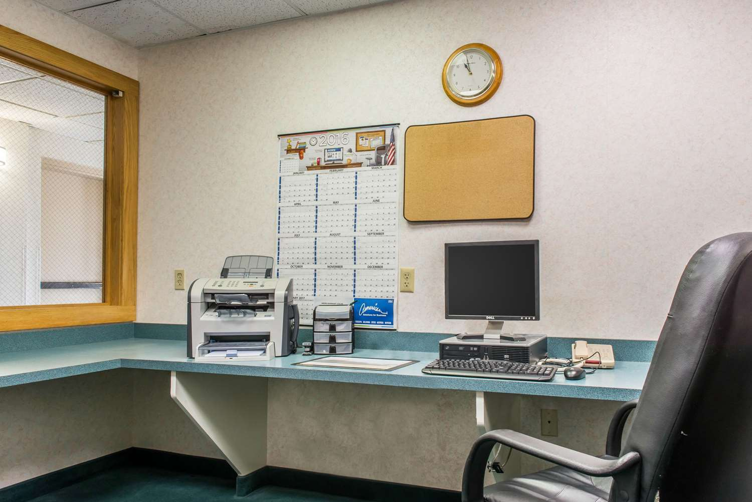 Conference Area - Quality Inn & Suites Johnstown