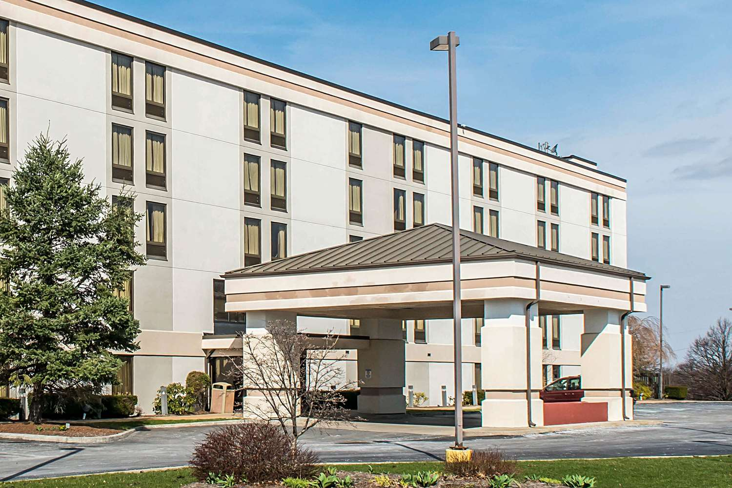 Exterior view - Quality Inn & Suites Johnstown