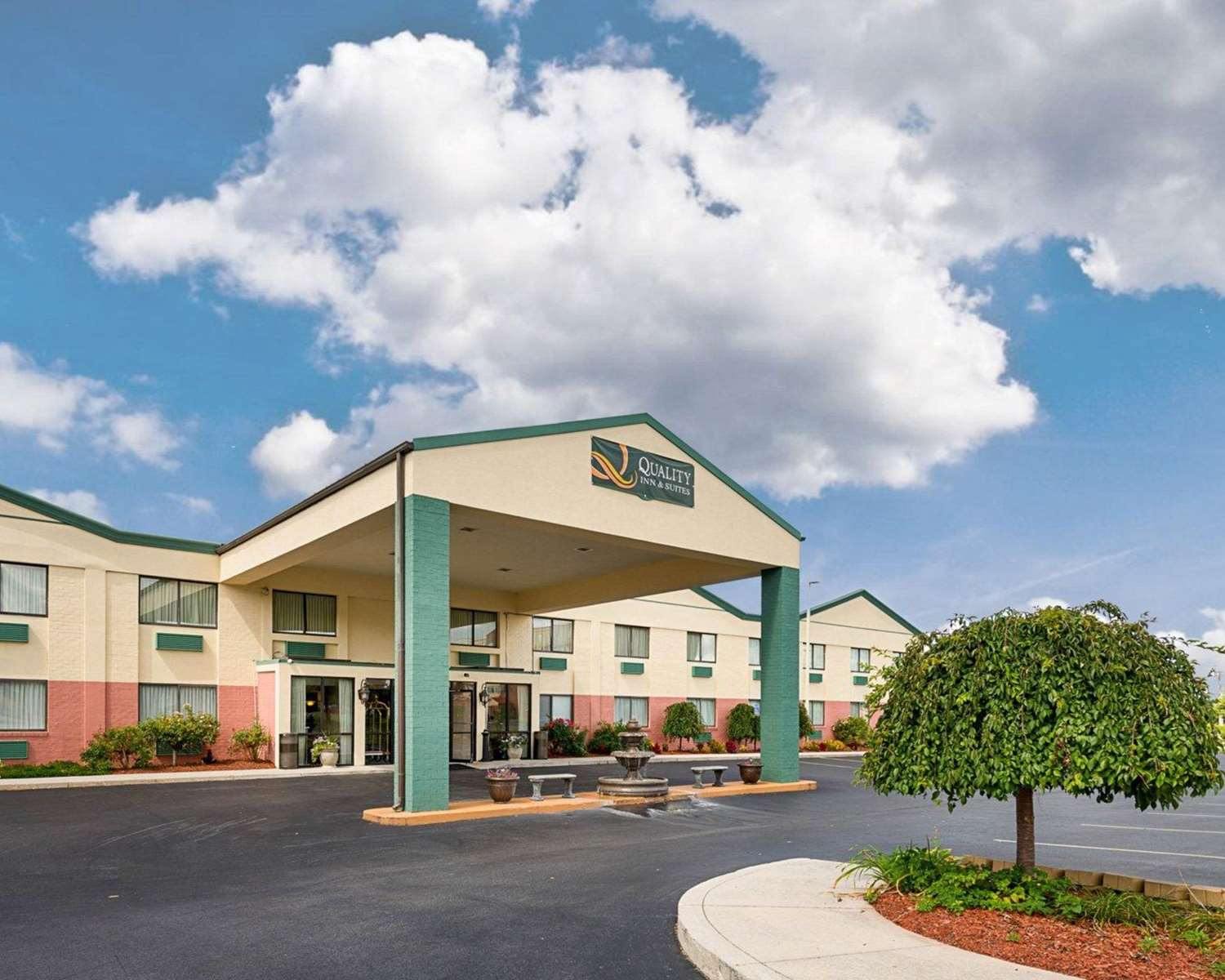 Exterior view - Quality Inn & Suites Gettysburg