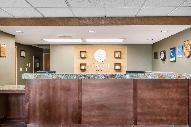 Lobby - Comfort Inn Pine Grove