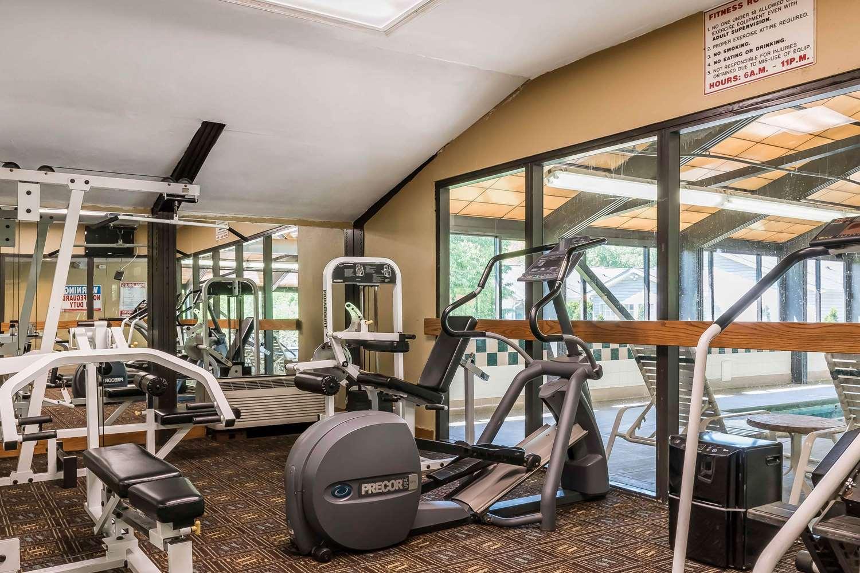 Fitness/ Exercise Room - Comfort Inn Pine Grove