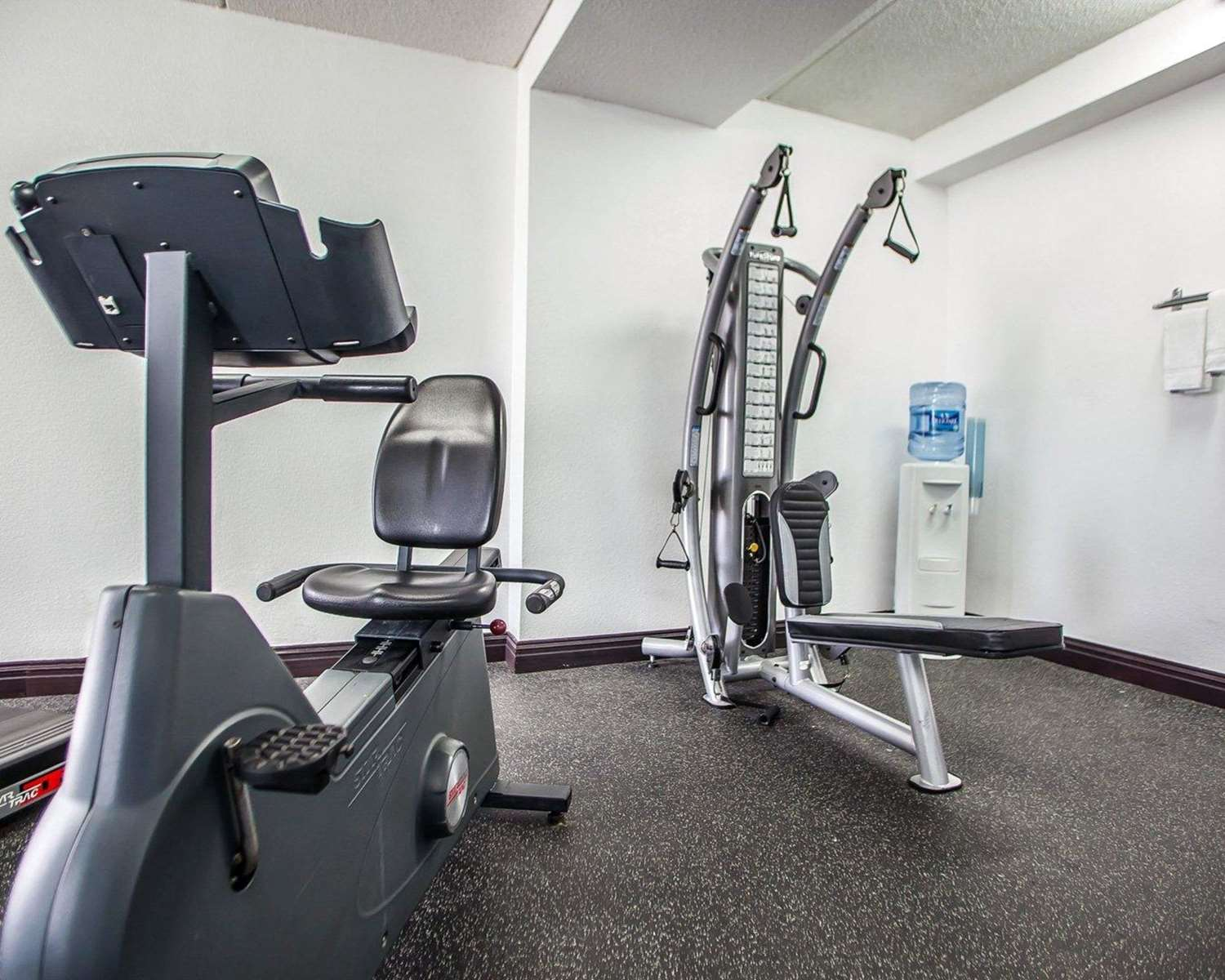 Fitness/ Exercise Room - Comfort Inn West Allentown