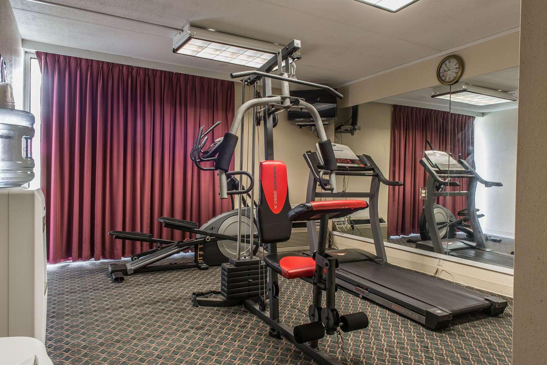 Fitness/ Exercise Room - Rodeway Inn Brookville